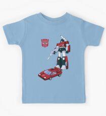 Sideswipe (light coloured T-shirts) Kids Clothes