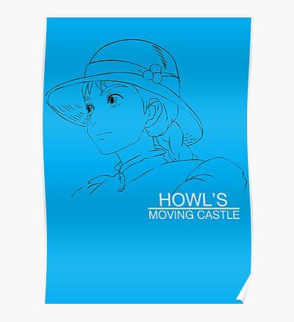 Howl's Moving Castle - Sophie Poster