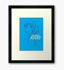 Spirited Away - Chihiro Framed Print