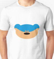 Teddy Bear Superhero Unisex T-Shirt