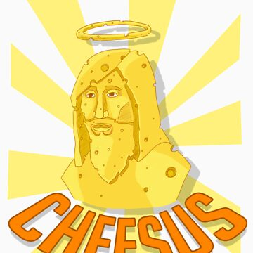 Cheesus by BonePit