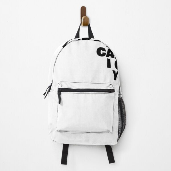 DON'T CALL ME I CALL YOU Backpack