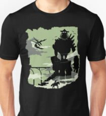 Silhouette of the Colossus Unisex T-Shirt
