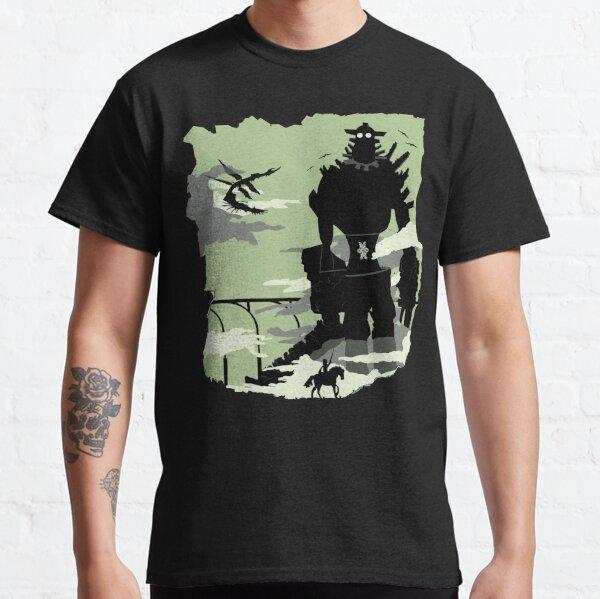 Silhouette du colosse T-shirt classique