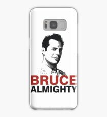 Bruce Willis Samsung Galaxy Case/Skin