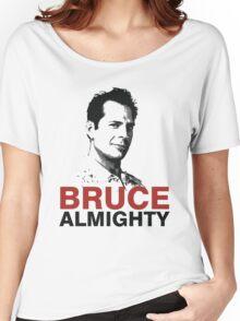 Bruce Willis Women's Relaxed Fit T-Shirt