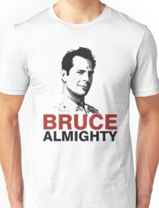 Bruce Willis Unisex T-Shirt