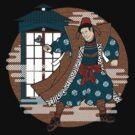 Sensei Who (Textured Version) by Eozen