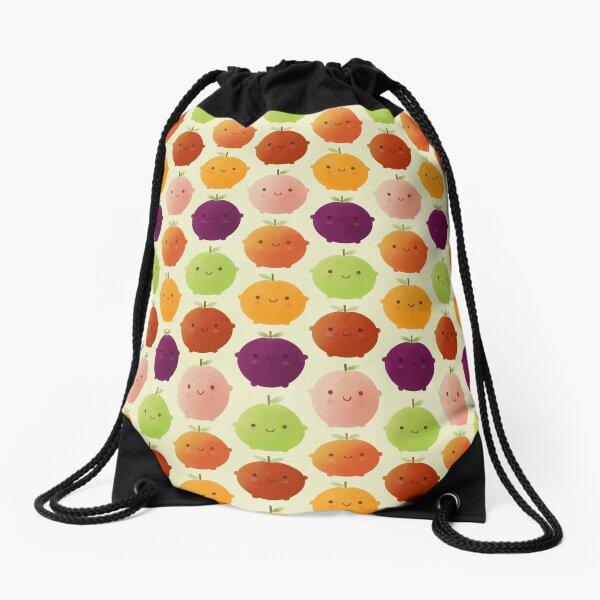 Cutie Fruity (Watercolours) Drawstring Bag
