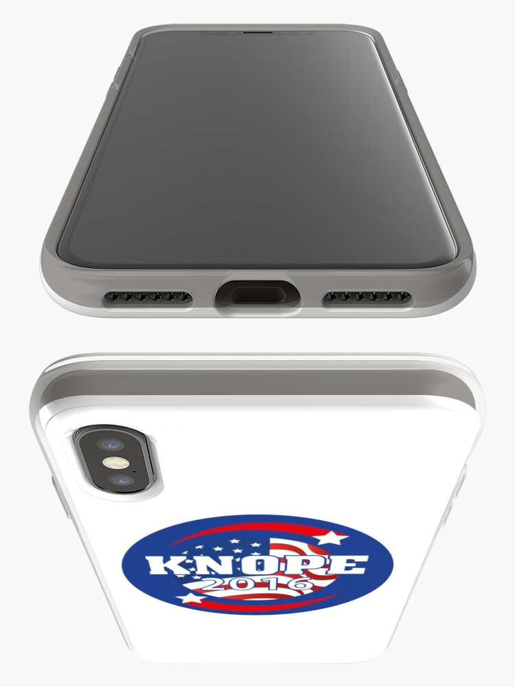 Alternate view of Leslie Knope 2016 iPhone Case & Cover