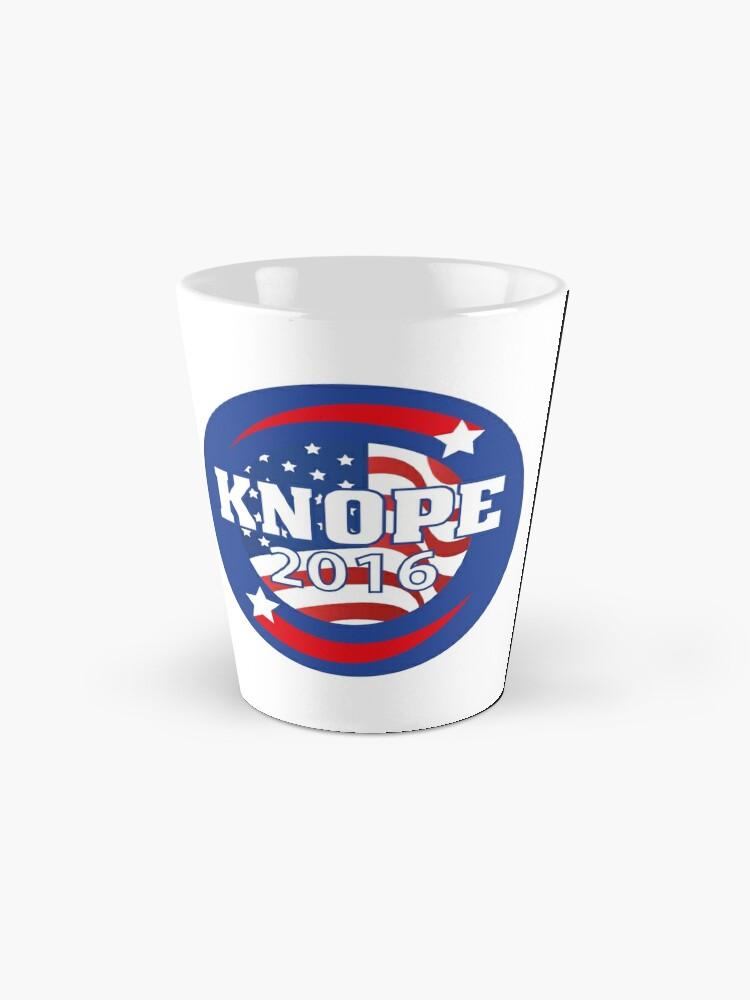 Alternate view of Leslie Knope 2016 Mugs