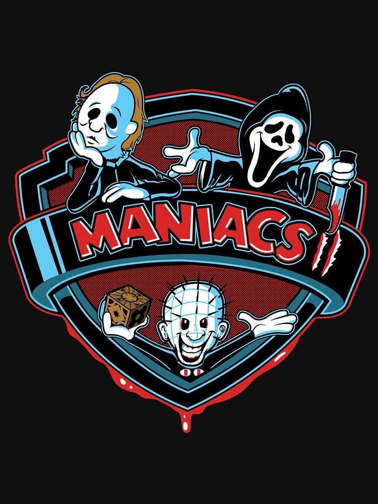 MANIACS II | Unisex T-Shirt