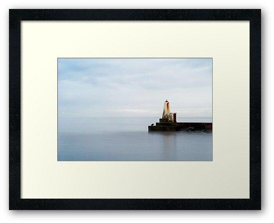 Castlerock, Lighthouse, County Londonderry, Northern Ireland by Zdrojewski