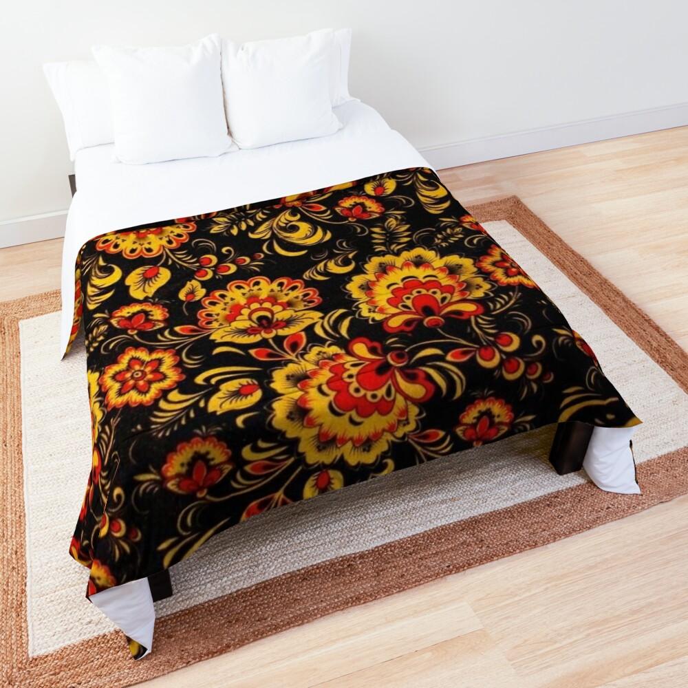 Khokhloma Comforter