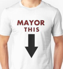 MAYOR THIS - Family Guy Tribute T-Shirt