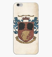 Vinilo o funda para iPhone MERLIN escudo medieval
