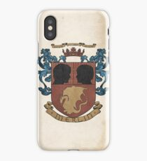 MERLIN medieval crest iPhone Case/Skin