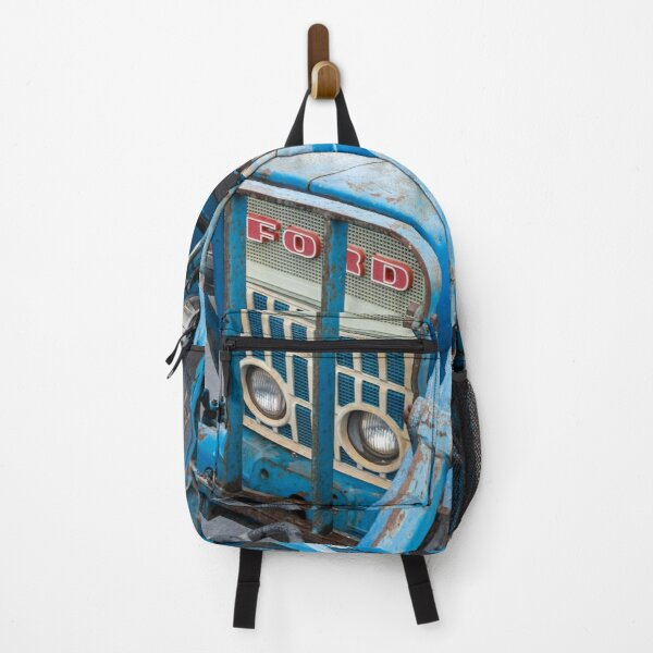 Vintage Ford 4000 Tractor Backpack