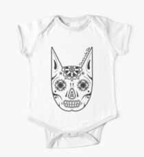 Dia de los ManBat - Hero sugar skull One Piece - Short Sleeve