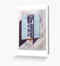 Port Grimaud Greeting Card