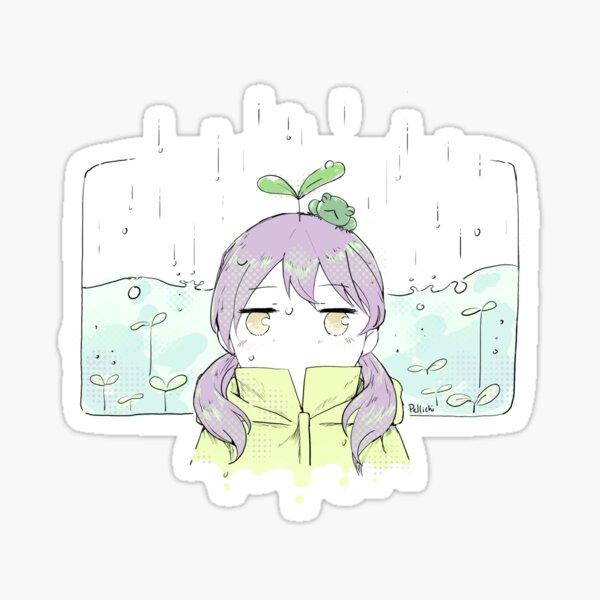 Rainy Sticker