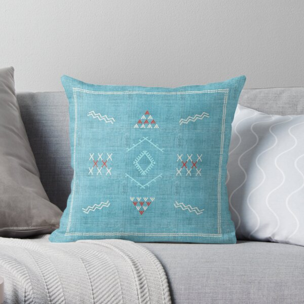 Casablanca Kilim Throw Pillow