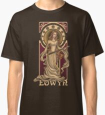 Shieldmaiden of Rohan Classic T-Shirt