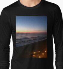 The Light Beyond The Waves Long Sleeve T-Shirt