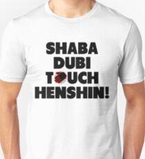 Henshin Touch (White Wizard Variant) Unisex T-Shirt