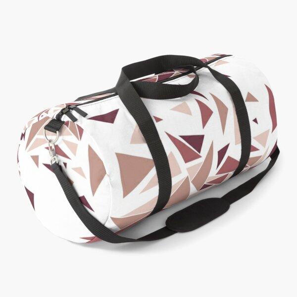Triangles fever 0.7 Duffle Bag