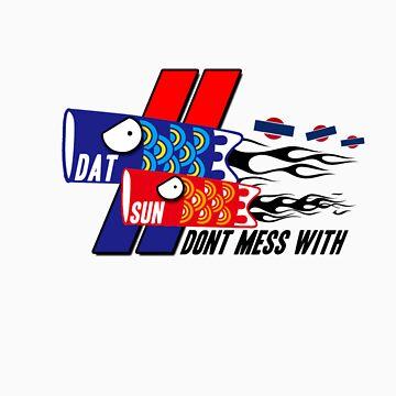 DONT MESS with DAT SUN! by ArtGear