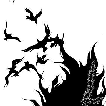 The Birds by gawkpop