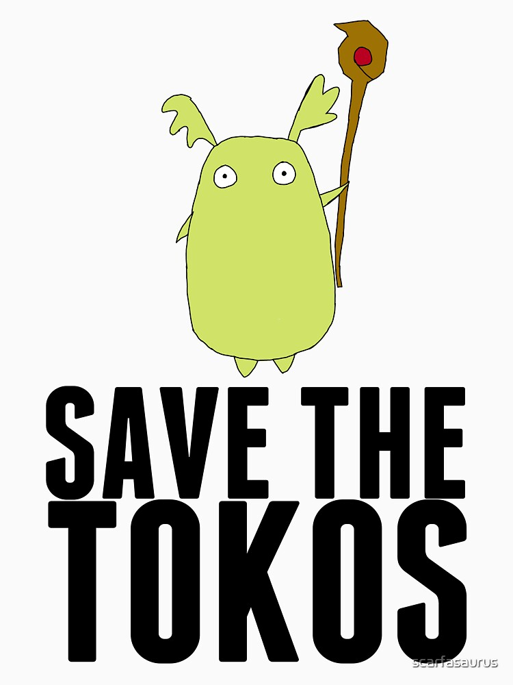 Ni No Kuni SAVE THE TOKOS | Unisex T-Shirt