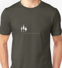 The Place Beyond the Pines (White) T-Shirt