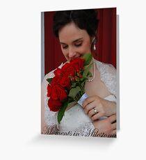 Bridal Portrait- #2 Greeting Card