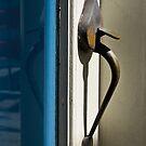 Light, Shadow, Rust, Blue by ElyseFradkin