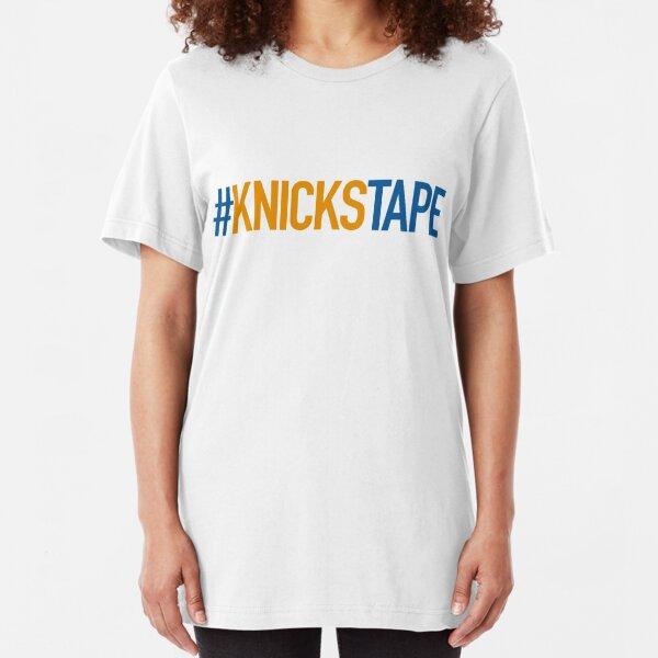 #KnicksTape Slim Fit T-Shirt