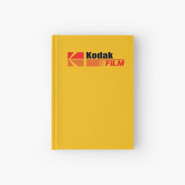Vintage Kodak Logo Hardcover Journal