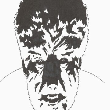 Wolfman by greenlong87