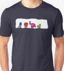 Running shirts Unisex T-Shirt
