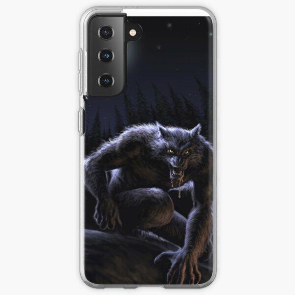 Werewolf Samsung Galaxy Soft Case