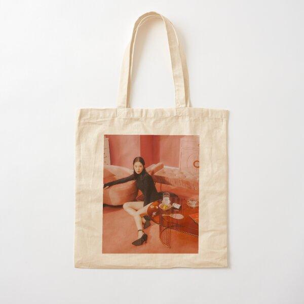 RED VELVET IRENE & SEULGI MONSTER IRENE Cotton Tote Bag