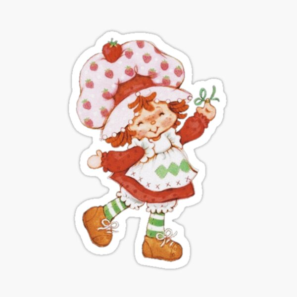 Strawberry Shortcake  Sticker