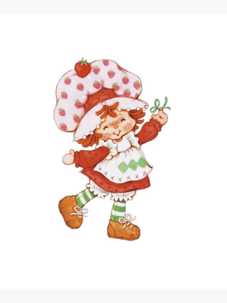 Strawberry Shortcake  by Katew-f