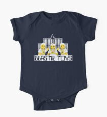 Beastie Toys Short Sleeve Baby One-Piece