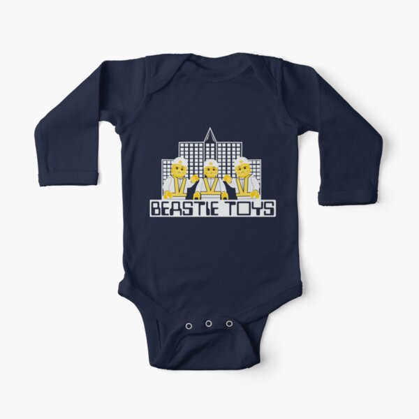 Beastie Toys Long Sleeve Baby One-Piece