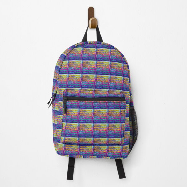 Hexagram 59: Huàn (Dispersion)  Backpack