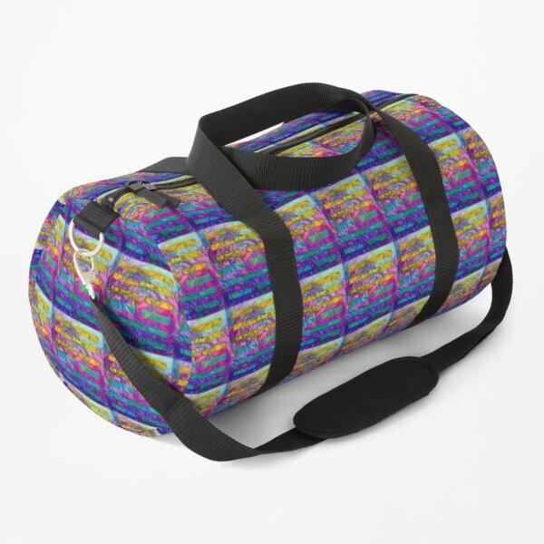 Hexagram 59: Huàn (Dispersion)  Duffle Bag