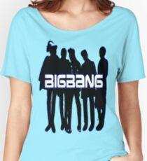 ㋡♥♫Love BigBang K-Pop Clothing & Stickers♪♥㋡ Women's Relaxed Fit T-Shirt