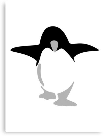 Penguin by chrisbears